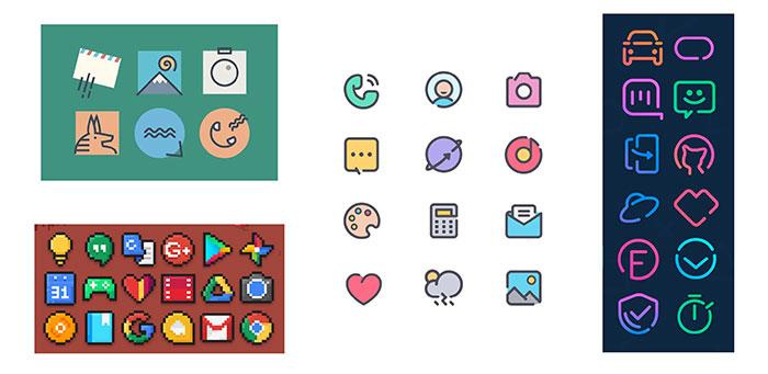 Android иконки